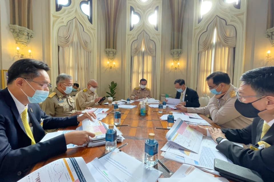 Thai Cabinet Ministers in Quarantine