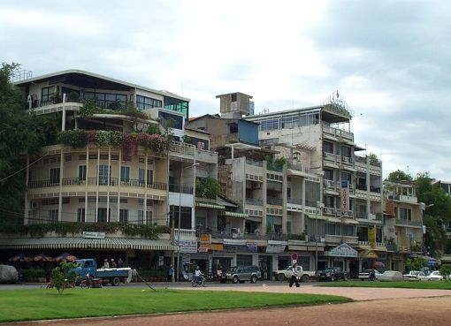 Phnom Penh French Colonial