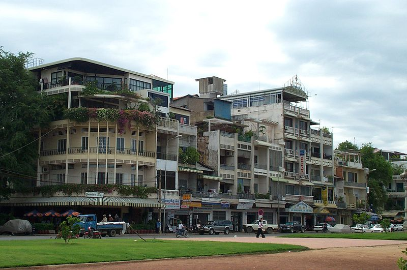Phnom Penh French Colonial