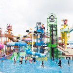 Cartoon Network Water Park in Pattaya