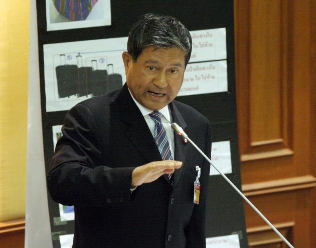 Deputy PM Chalerm confirms assassination plot against Thaksin