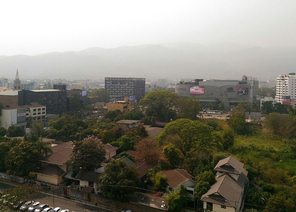 Chiang Mai Air Pollution