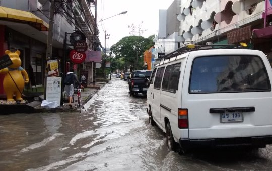 Floods in Chiang Mai