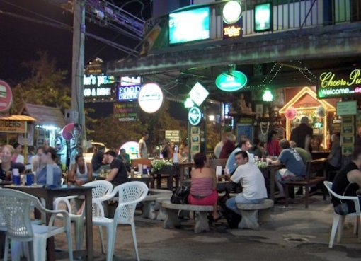 Chiang Mai nightlife