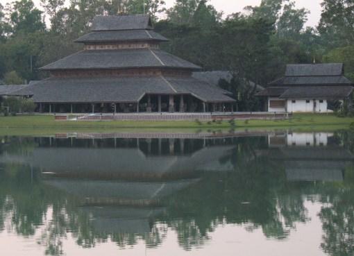 Rai Mae Fah Luang Art and Cultural Park in Chiang Rai Province