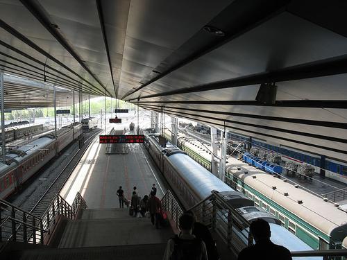 'Terrorist' attack in Kunming train station kills at least 28