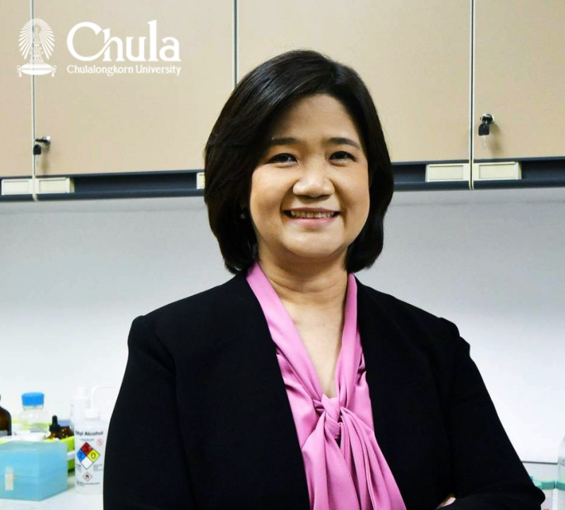 Chula Pharmaceutical Sciences Unveils New Innovation – PM2.5 Dust Fighting Spray, Associate Professor Suchada Sukrong, Ph.D.