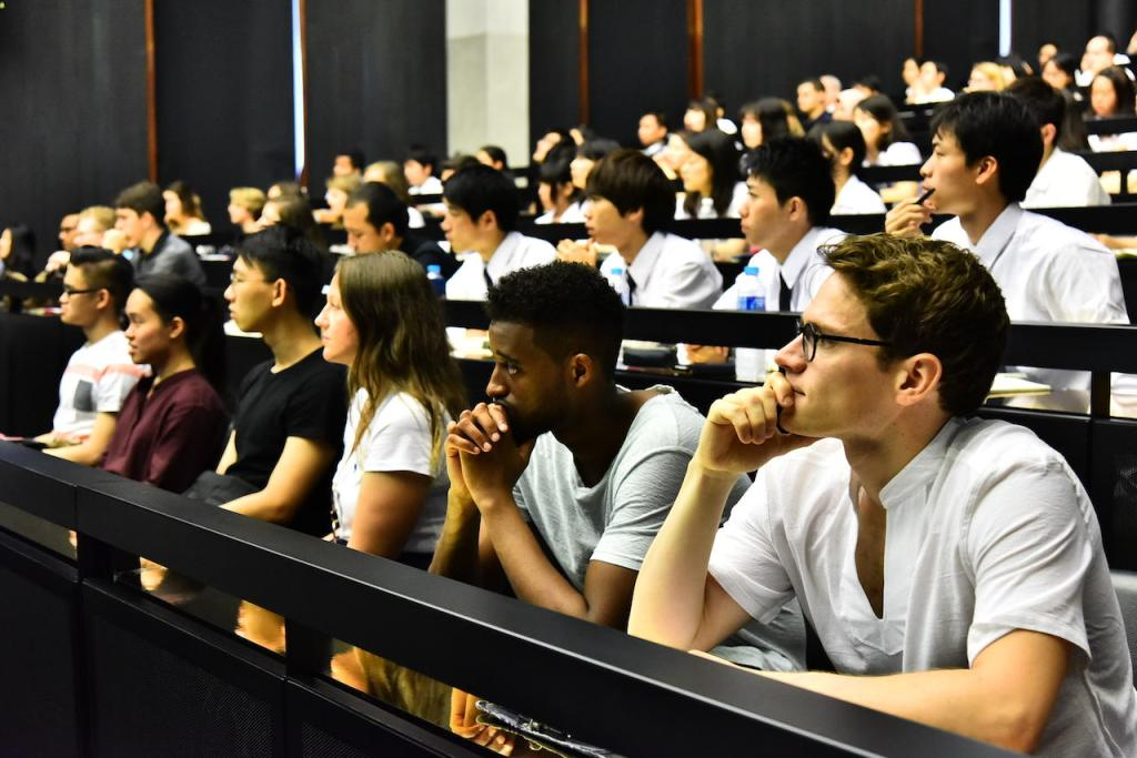 APRU Virtual Student Exchange Program. Chulalongkorn University
