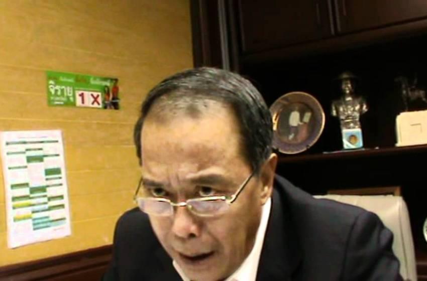 Chusak Sirinil, Pheu Thai's legal adviser