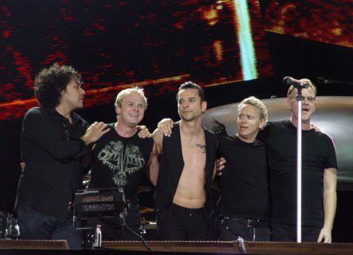 Depeche Mode in Hyde Park
