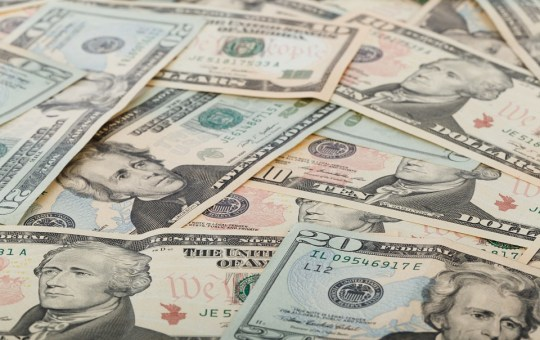 Banknotes of the United States dollar