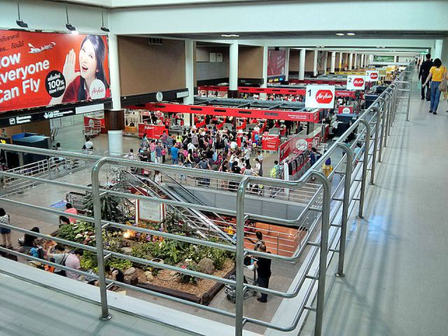 Don Mueang gets new terminal