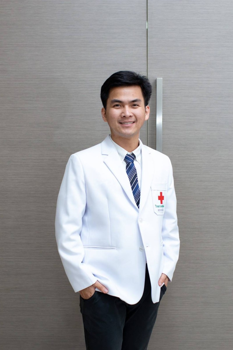 Dr. Thanapob Bampenkiatkul, MD. Special Lecturer in Gender Medicine and Menopause
