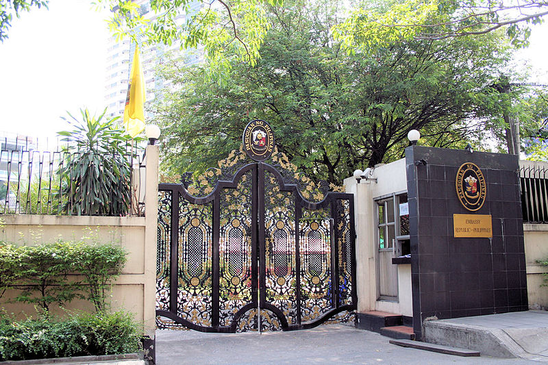 Philippines Embassy in Bangkok