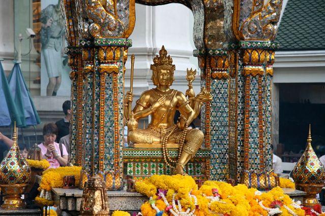 First Thai suspect in Erawan shrine bombing detained
