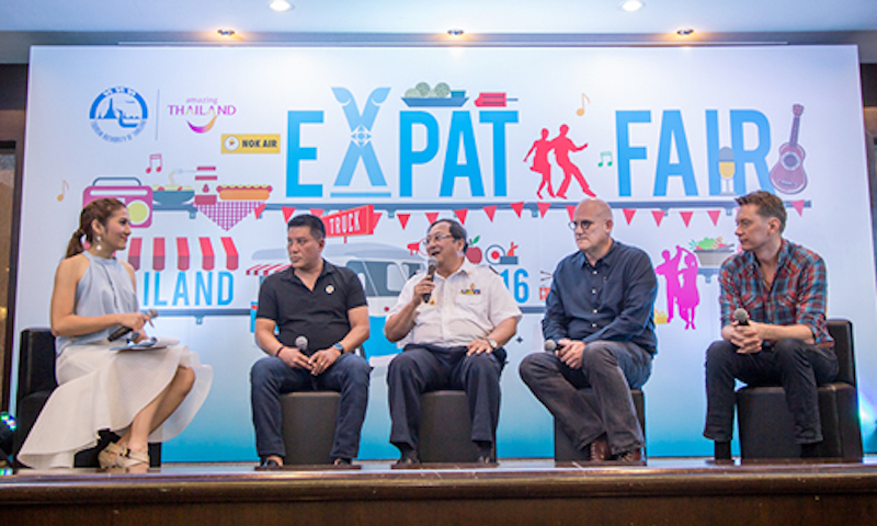 Tourism Authority of Thailand (TAT) hosts 'Expat Fair Thailand 2016'