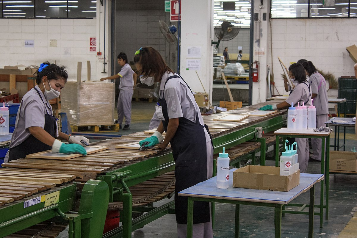 Thailand's manufacturing at risk as workers get infected with COVID