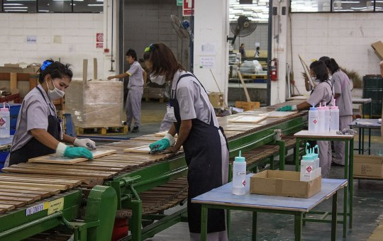 Factory in Chachoengsao