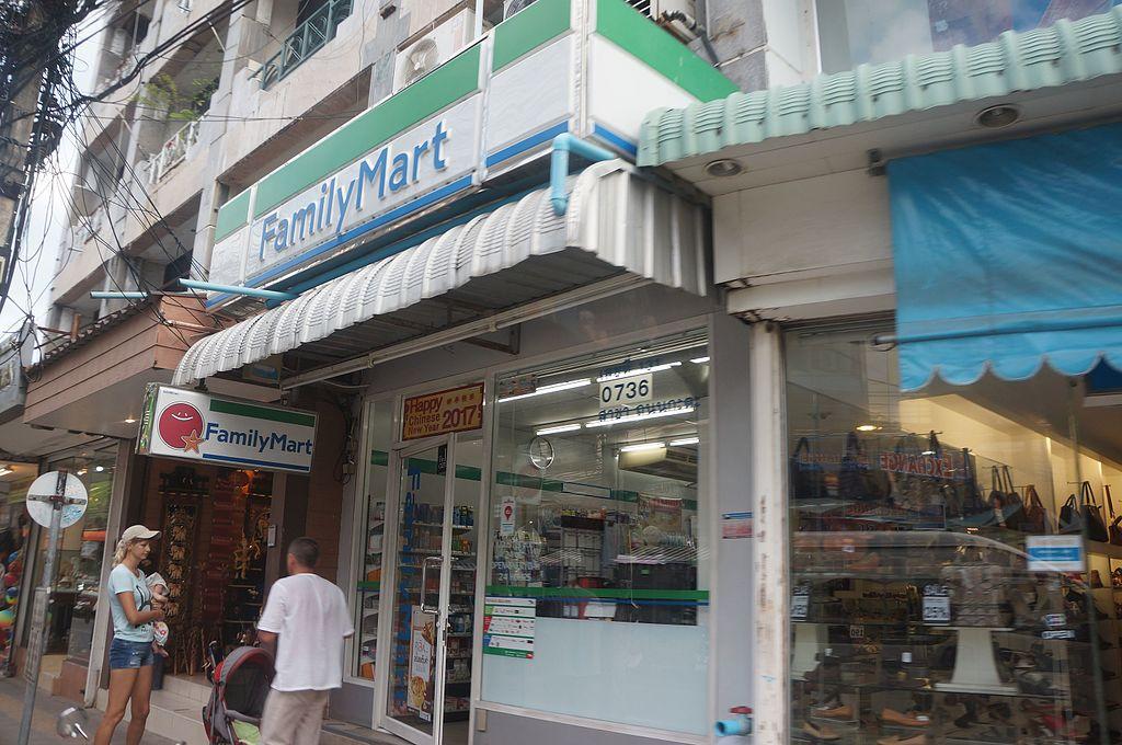 FamilyMart Store in Karon, Phuket