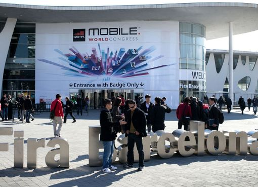 Mobile World Congress at Fira de Barcelona