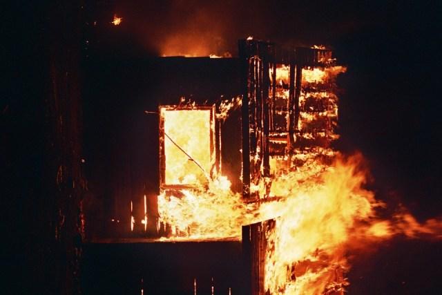 Three killed in Bangkok house fire