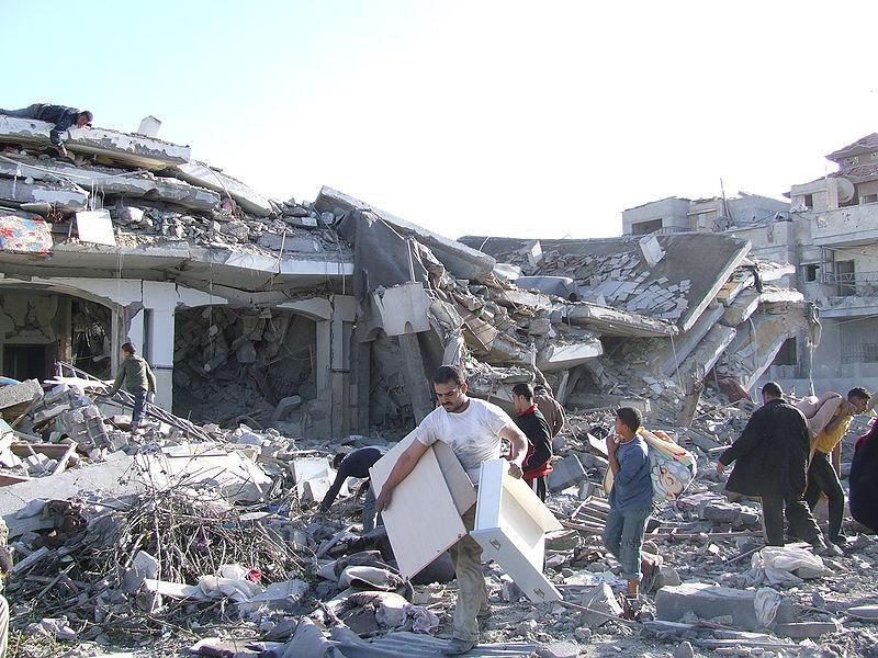 Two Thai Workers Killed, 8 Injured near Gaza