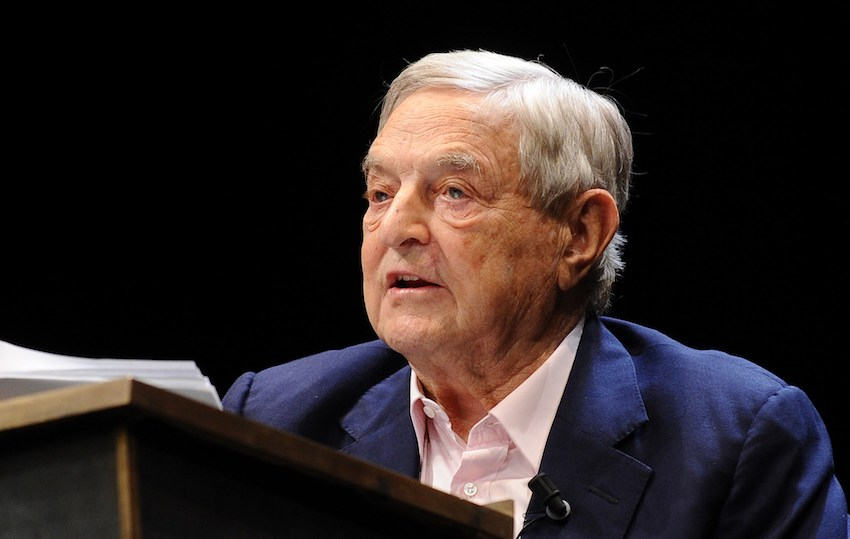 """Israel fires lethal blow to George Soros, with new bill to prevent """"hostile funding"""" from leftist organizations"""