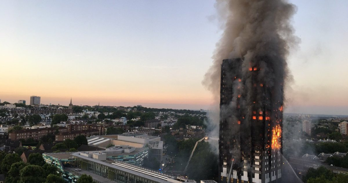 Glenfell Tower fire