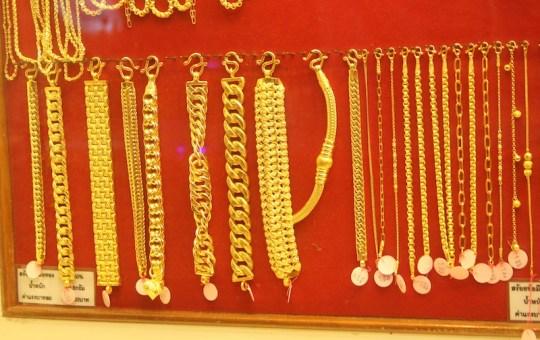 Thai Gold Bracelets