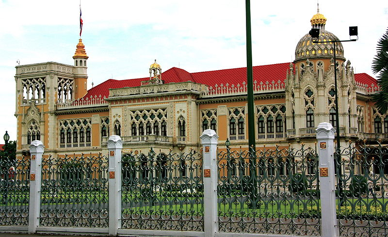 Government House of Thailand in Bangkok