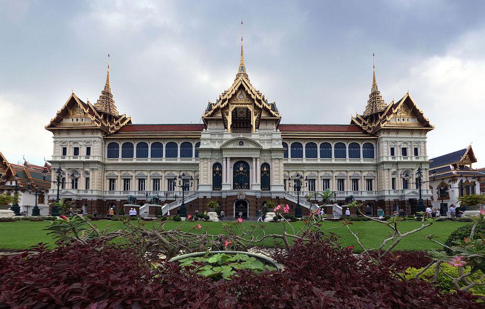 Phra Thinang Chakri Maha Prasat Throne Hall