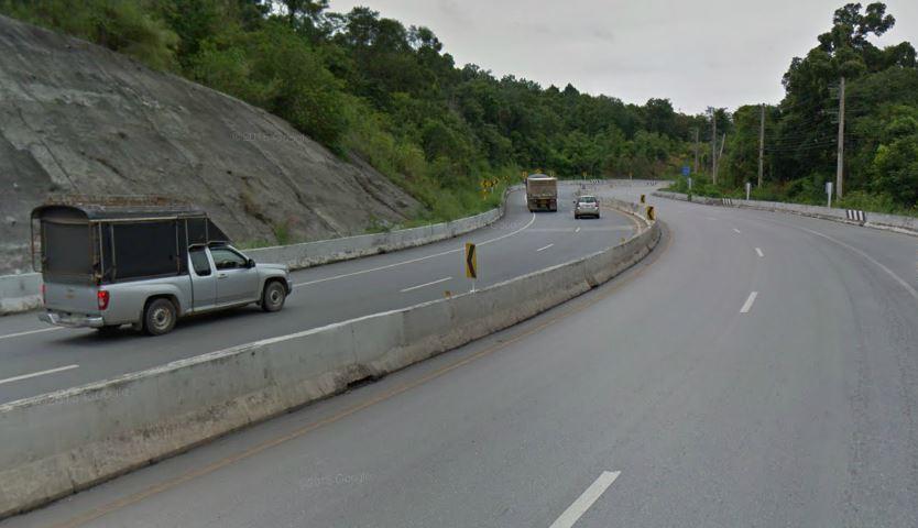 Highway 210 Udon Thani - Nong Bua Lamphu