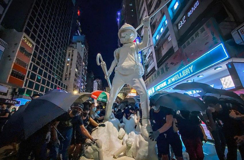China's President Xi Jinping Signs Hong Kong National Security Law