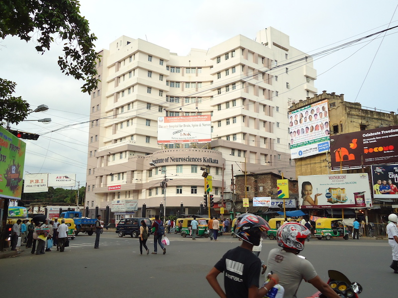 Institute of Neurosciences in Kolkata