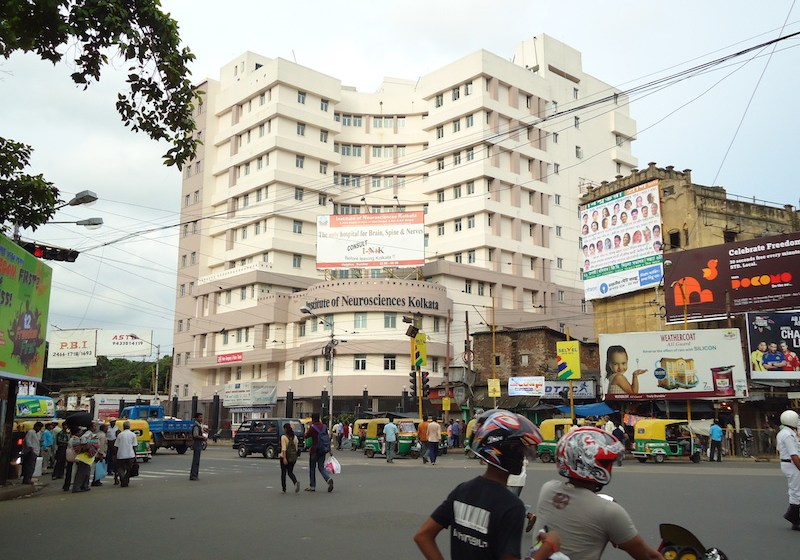 Institute of Neurosciences in Kolkata