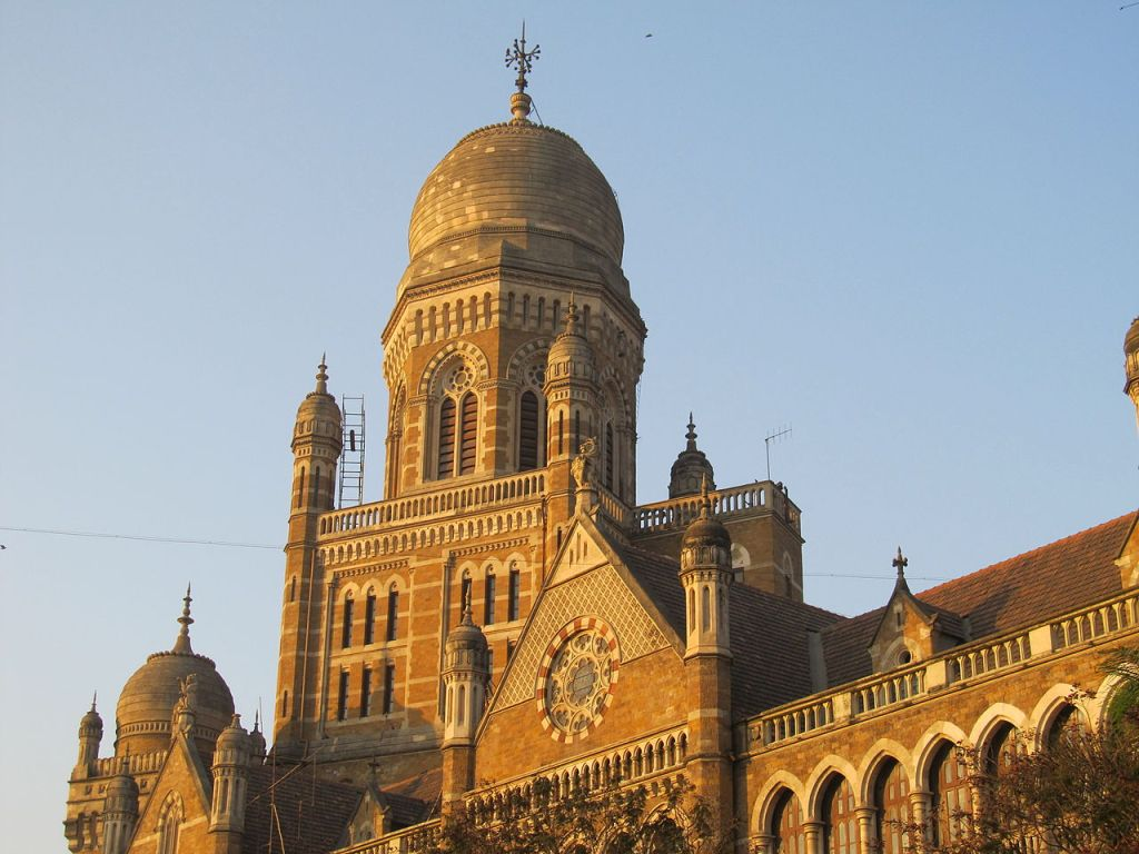 Municipal Corporation Building, Mumbai