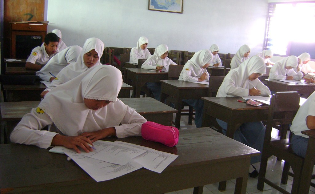 Indonesia Muslim school
