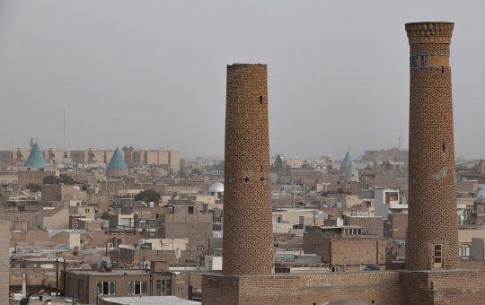 A city in Iran