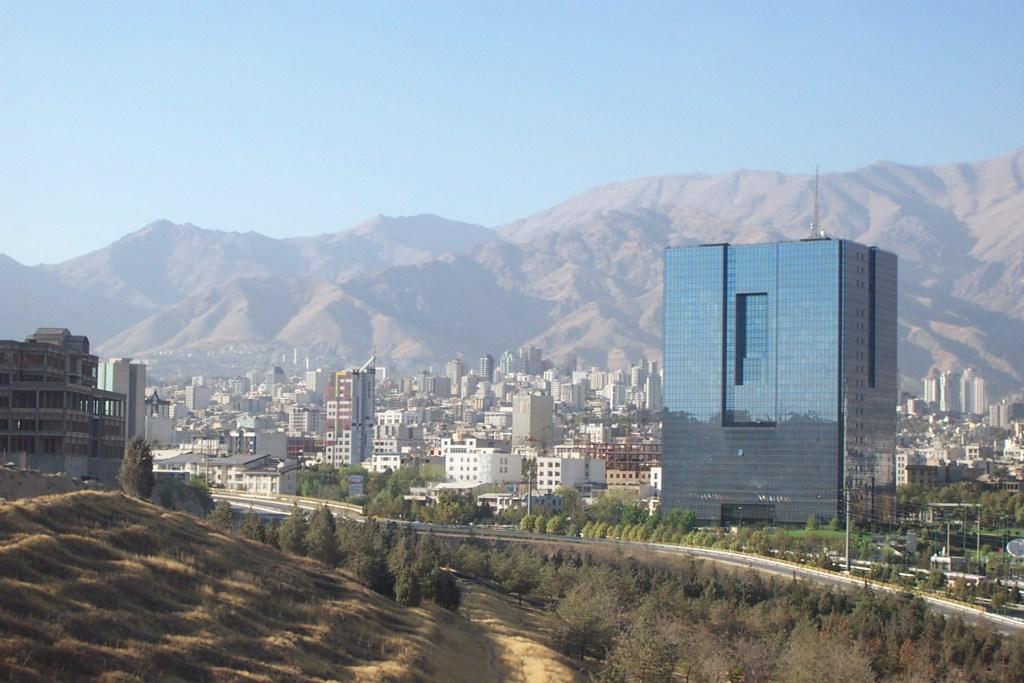 Tehran, the capital of Iran.