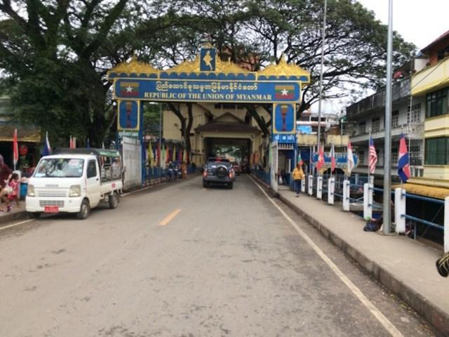 Myanmar man arrested with meth, opium in Mae Hong Son