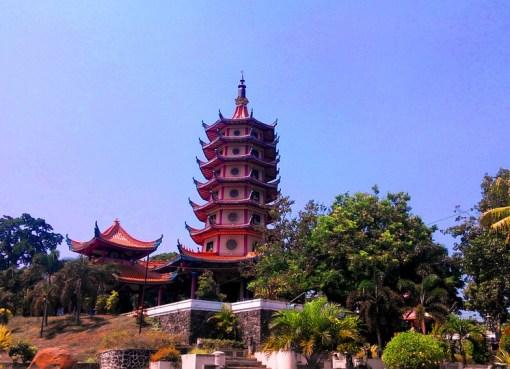 Wat Tham Sua in Kanchanaburi province
