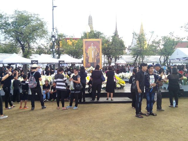 Government declares end of mourning on Oct 29
