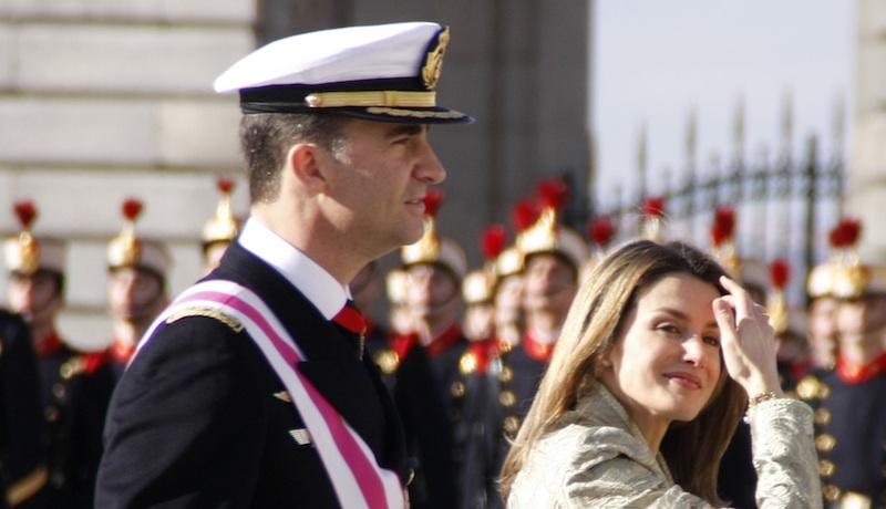 king an Queen of Spain