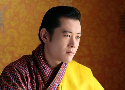 King Jigme Khesar Namgyel Wangchuck of Bhutan