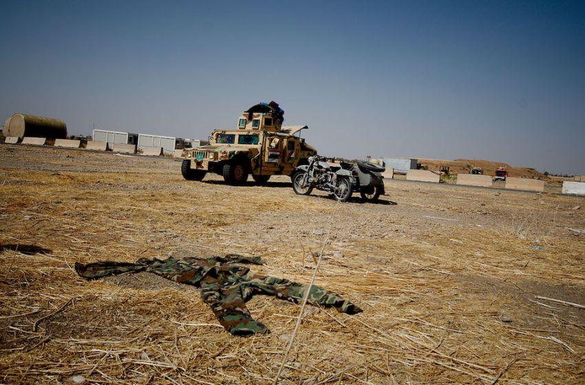 Iraqi forces launch 'major' Kirkuk operation