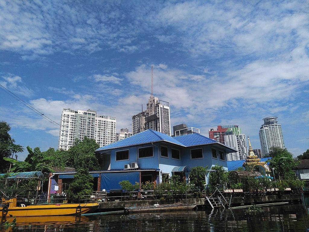 Klong Toey District, Bangkok