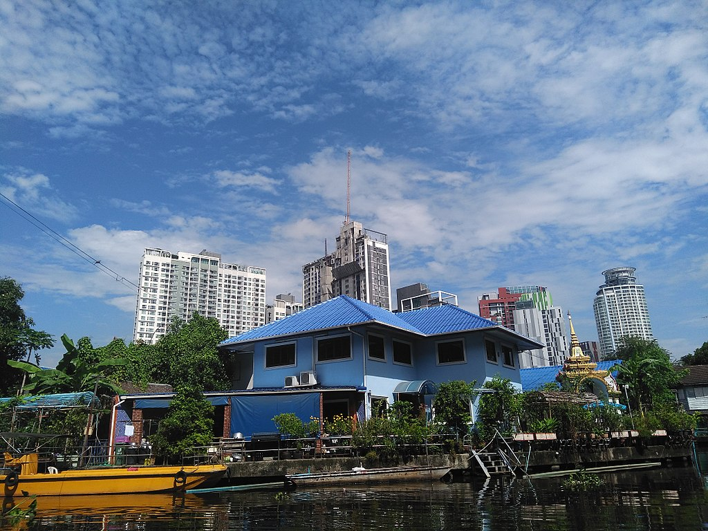 Klong Toey District, Bangkok
