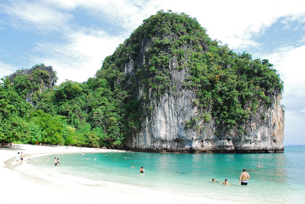 Koh Hong island in Krabi