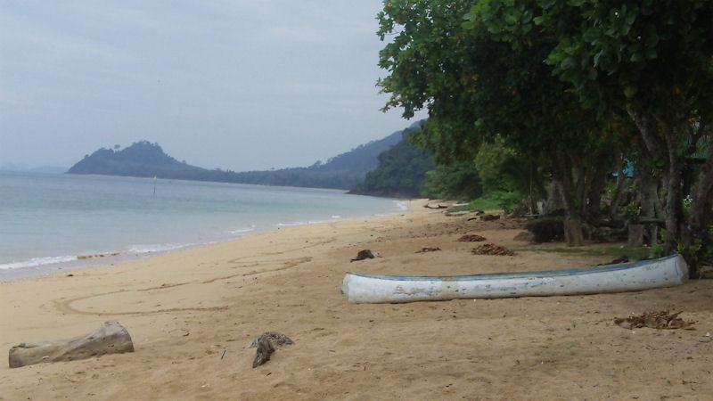Koh Libong island in Trang,Thailand