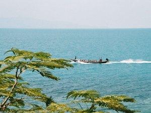 Boat in Koh Phangan